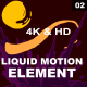 Liquid motion Element Pack 02 - VideoHive Item for Sale