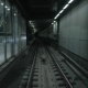 Underground Train Arriving At The Station - VideoHive Item for Sale