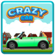 Crazy Car - HTML5 Game + Android + AdMob (Capx)