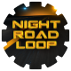 Night Road Loop - VideoHive Item for Sale