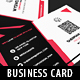 Pro Corporate Clean Business Card - GraphicRiver Item for Sale