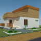 Passive 3D Wood House - 3DOcean Item for Sale