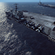 Battle Aircraft Carrier - VideoHive Item for Sale