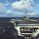 Aircraft Carrier Aircraft on Board - VideoHive Item for Sale