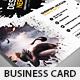 Creative Graphic Designer Business Card  - GraphicRiver Item for Sale