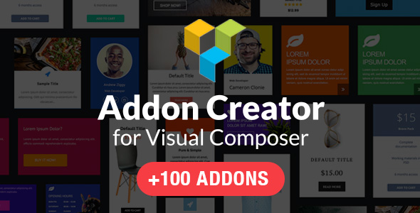 Addon Creator for Visual Composer - CodeCanyon Item for Sale