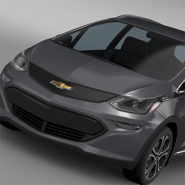 Chevrolet Bolt EV 2017 - 3DOcean Item for Sale