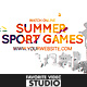 Summer Sport Games  - VideoHive Item for Sale