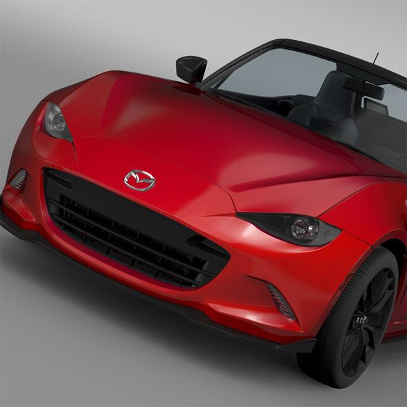 Mazda MX 5 Maita Club 2016 - 3DOcean Item for Sale