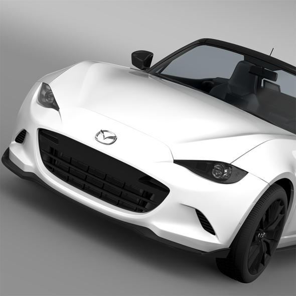 Mazda Roadster RS 2016 - 3DOcean Item for Sale