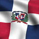 Dominican Republic Flag Background - VideoHive Item for Sale