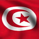 Tunisia Flag Background - VideoHive Item for Sale