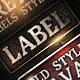 6 Retro Labels Styles