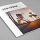 Minimal Photography Portfolio Magazine - GraphicRiver Item for Sale