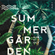 Summer Garden Flyer - GraphicRiver Item for Sale