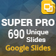 Super Pro Multipurpose Google Slides Template Bundle - GraphicRiver Item for Sale
