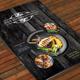Restaurant Menu Vol 21 - GraphicRiver Item for Sale