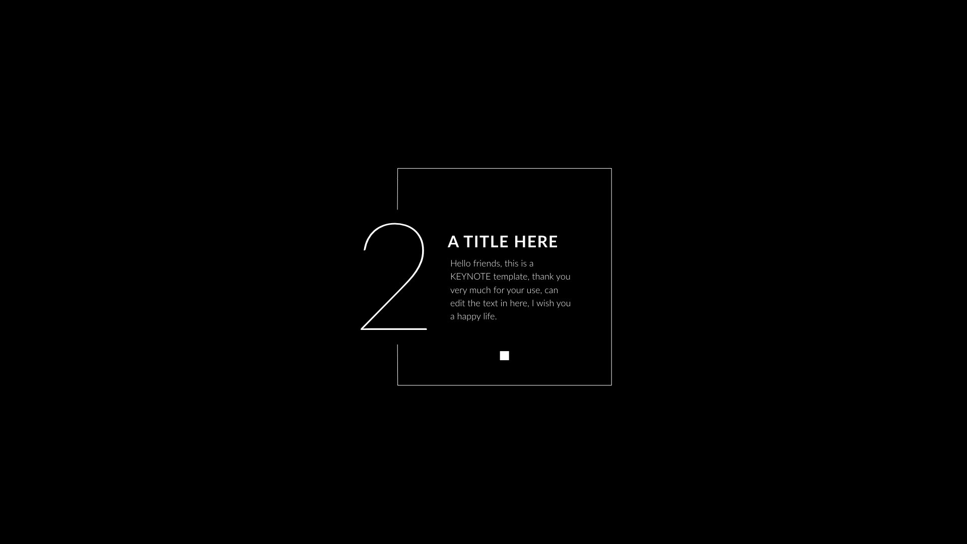 Black white creative clean powerpoint presentation by 5yue black white creative clean powerpoint presentation toneelgroepblik Image collections
