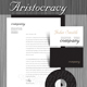 Aristocracy Corporate Identity - GraphicRiver Item for Sale