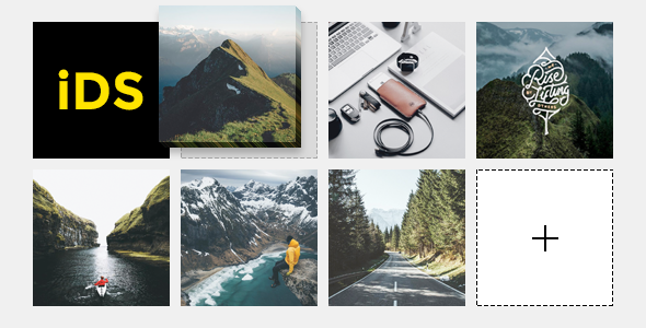 iDsgn – Minimal Portfolio Theme for Creative People