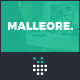 Malleore - Clean and Bold WordPress Blogging Theme - ThemeForest Item for Sale