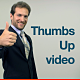 Businessman Thumbs Up - VideoHive Item for Sale