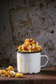 Prepared salted popcorn - PhotoDune Item for Sale