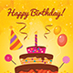Birthday Party Poster/Flyer - GraphicRiver Item for Sale