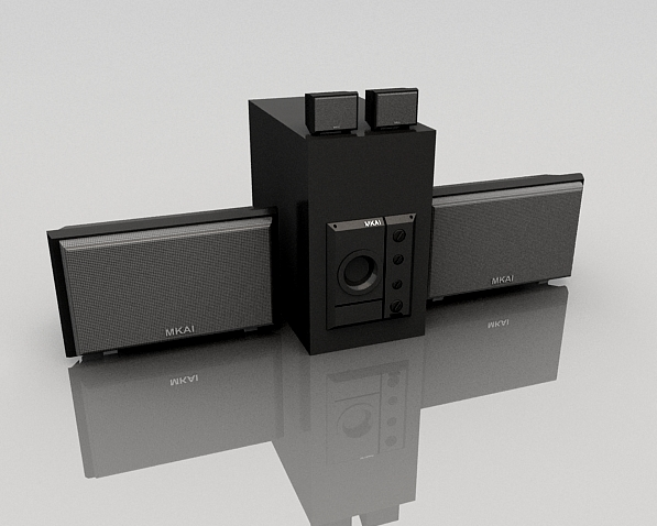 Music Surround System