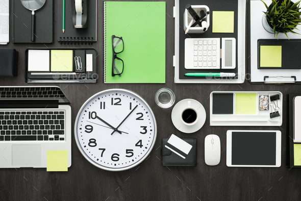 Business and productivity - Stock Photo - Images
