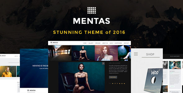 Creative-Portfolio WordPress Portfolio Theme