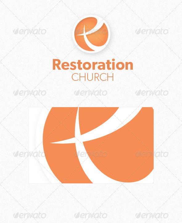 Contemporary Church Logo - Symbols Logo Templates