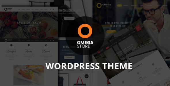 Omega Store – Multipurpose WooCommerce WordPres Theme