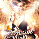 Exclusive Night Event Flyer - GraphicRiver Item for Sale
