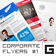 Corporate Flyer's Vol. 1 - GraphicRiver Item for Sale