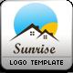 Sunrise Homemaker Logo - GraphicRiver Item for Sale