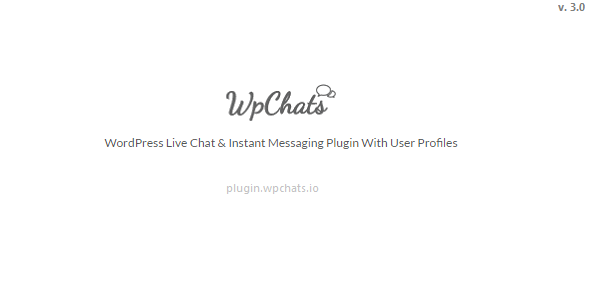 WpChats PRO - WordPress live chat and instant messaging plugin with user profiles