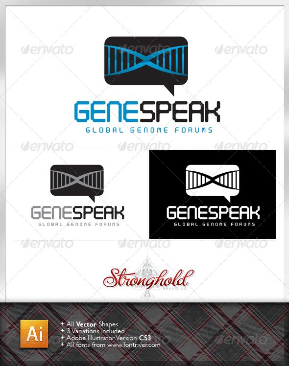 Genetics Company Logo - Symbols Logo Templates