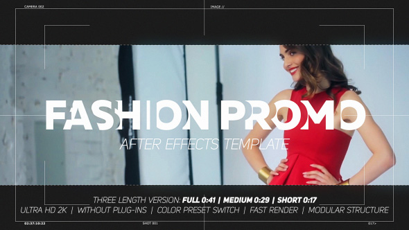 Dynamic Fashion Promo