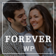 Forever - Wedding Couple & Wedding Planner/ Agency WordPress Theme Nulled
