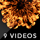 Firewave Explosions - VideoHive Item for Sale