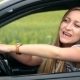 Young Tourist Woman With Car Asking For Direction - VideoHive Item for Sale