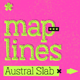Austral Slab Maplines - GraphicRiver Item for Sale