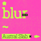 Austral Slab Blur - GraphicRiver Item for Sale