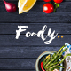 Foody - Luxury Restaurant PSD Template
