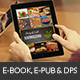 Cook Book E-book, E-pub & DPS - GraphicRiver Item for Sale