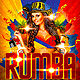 Rumba Colombiana Independence Day Party Flyer - GraphicRiver Item for Sale