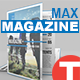 Max Magazine Template - GraphicRiver Item for Sale