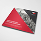 Square Bifold Brochure for Business-V86  - GraphicRiver Item for Sale