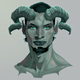 Portrait of a Faun - GraphicRiver Item for Sale